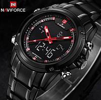 Мужские спортивные часы Naviforce Aero 9050, Гарантия 6 мес. Чоловічий спортивний годинник