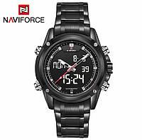 Мужские спортивные часы Naviforce Aero 9050, Гарантия 12 мес. Чоловічий спортивний годинник