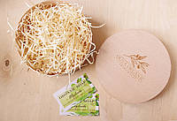 Подарочный тубус с сеном большой, Д165хВ65мм