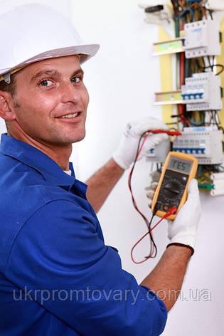 Вызов электрика на дом в Киеве, Киевской области, в Украине, фото 2