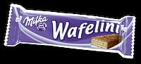 Вафли Milka Wafellini Milk 38 г., фото 1