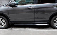 Оригинал Пороги Honda CRV 2012+, Хонда ЦРВ