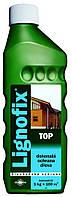 Лечебный антисептик для древесины Lignofix ТОР (Концентрат 1:19) безцветный 0,5 кг