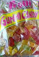 Trolli Bears мини мишки жевательный мармелад 1 кг пакет