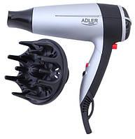 Фен для волос Adler AD 2239 2000Вт, фото 1