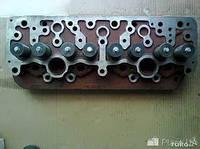 Головка блока цилиндров ЮМЗ с клапанами