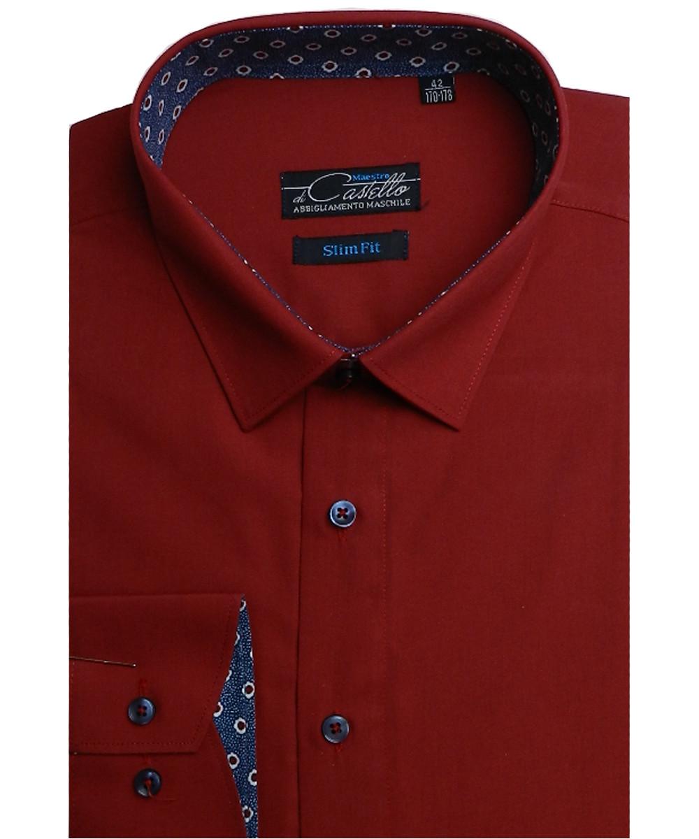 Рубашка мужская Castello DF 222-sl