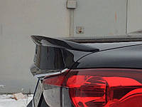 Липовый спойлер ( сабля, утиный хвостик ) Mazda 6 2013+  Мазда 6