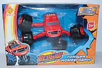 """Машинка-трансформер """"Вспыш"""", в коробке, фото 1"""