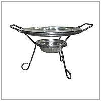 Садж. Тарелка для подогрева шашлыка