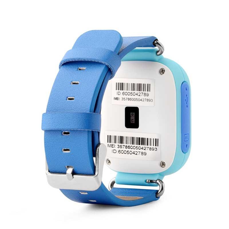 Умные детские часы-телефон Smart Watch с GPS трекером GW900 (Q60) 2