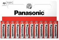 Батарейка солевая Panasonic Red Zinc R6RZ/12HH AA/(L)R6, коробка 12шт, цена за уп.