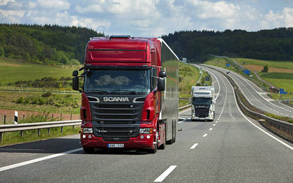Преимущества грузовиков SCANIA