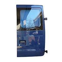 Дверь б-у задняя низкая 1500 мм Форд Транзит V184 / V185 / 2.0 tdi / 2.4 tdi - дизель / 2000-2006, фото 1