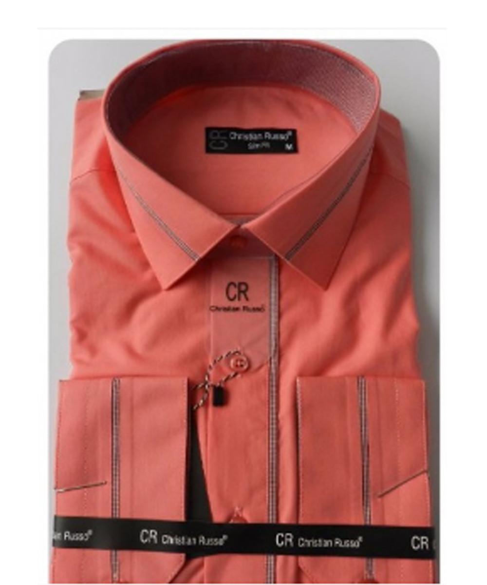 Рубашка мужская Christian Russo мод04/102с 173