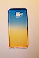 Силиконовый чехол-бампер на Samsung Galaxy A5(A510), модели 2016.