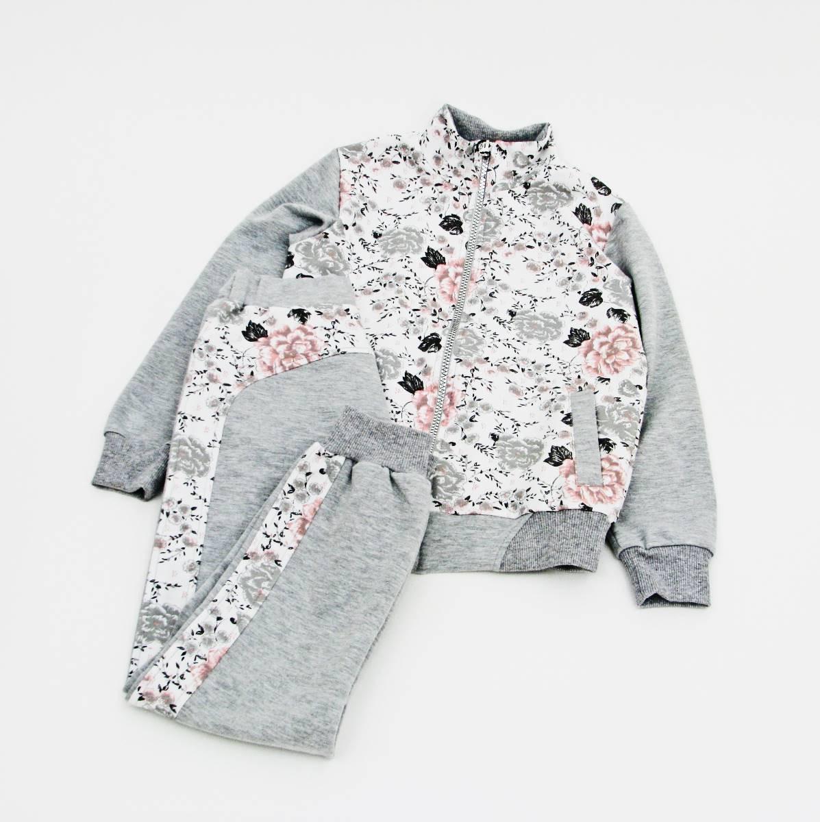 b9f205a5 Детский спортивный костюм с цветочным рисунком: продажа, цена в ...