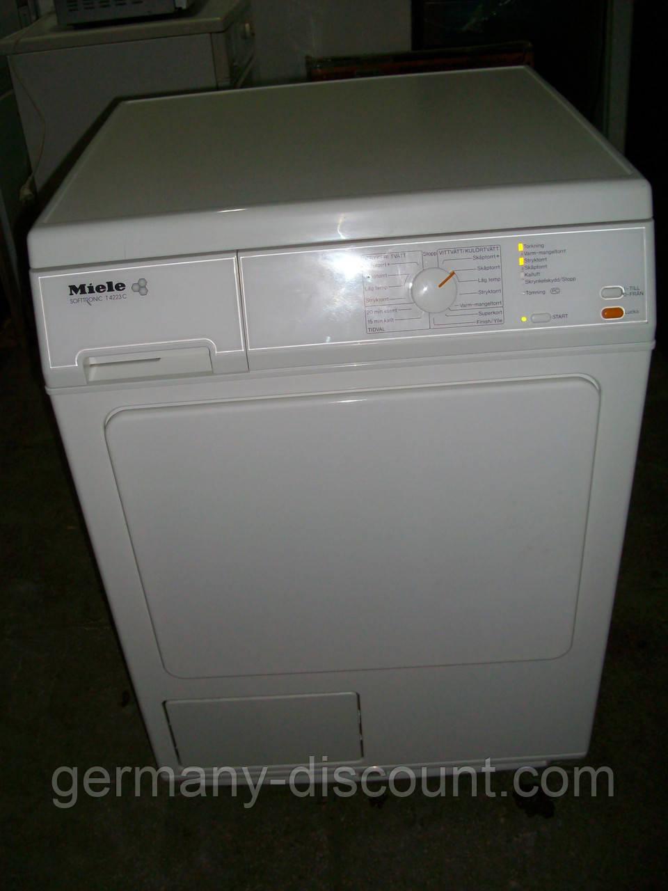 Сушильная машина Miele Softwind T 4223 C