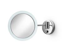Настенное косметическое зеркало с подсветкой Lineabeta Mevedo 23 см