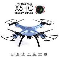 Квадрокоптер Syma X5HC с удержанием высоты и камерой с картой памяти