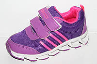Детские кроссовки для девочек от производителя Boyang (Tom.m) 0581C (12/6пар 27-32)