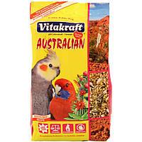 Vitakraft Australian Корм для средних австралийских попугаев 750 гр (21644)