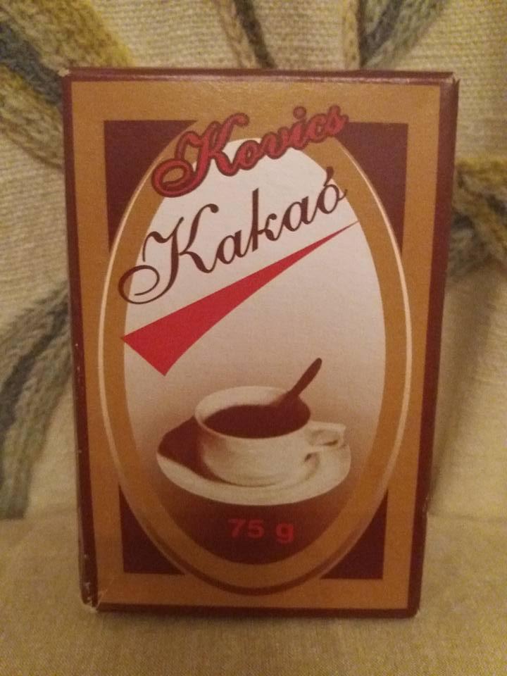 Какао порошок Венгрия