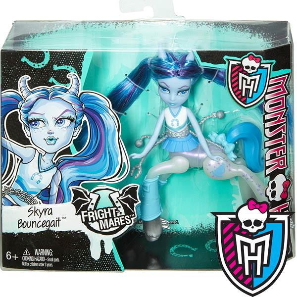 Кукла Monster High Fright-Mares Skyra Bouncegait Doll Монстер Хай Мини-кентавры Скайра Баунсгейт