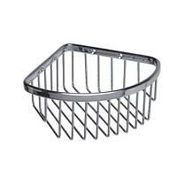 Полочка-решетка угловая для ванной Lineabeta Filo 15 см