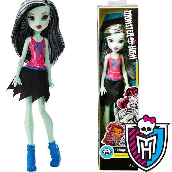 Кукла Фрэнки Штейн Командный Дух Бюджетная Monster High Ghoul Spirit Frankie Stein Doll