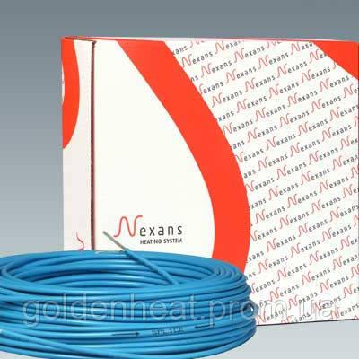 Кабель NEXANS (одножильный) 17 Вт/м для стяжки от 3см