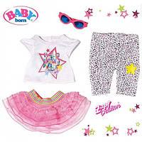 Одежда для куклы 43 см Baby Born Zapf Creation 822241