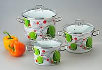 Наборы эмаль посуды новомосковск