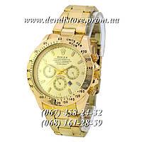 Часы Rolex Cosmograph Daytona Date All Gold