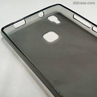 Силиконовый чехол для Doogee X5 Max (серый)