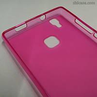Силиконовый чехол для Doogee X5 Max (розовый)