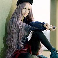 Красивый парик  длинные кудрявые волосы