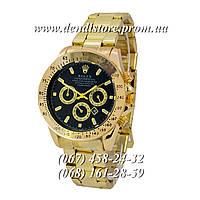 Часы Rolex Cosmograph Daytona Date Gold-Black