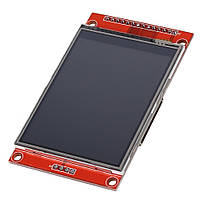 "TFT LCD 2,8"" Touch Panel SPI 240x320 ILI9341"