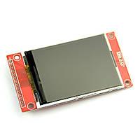 """TFT LCD 2,8"""" SPI 240x320 ILI9341"""