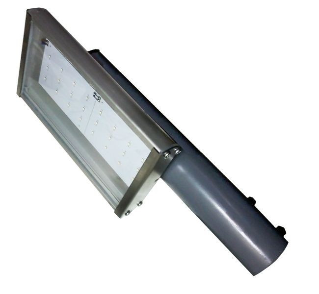 Светодиодный уличный светильник 30 Вт. USD-30/220-120-5000-02 LED