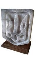 Соляной светильник Тризуб