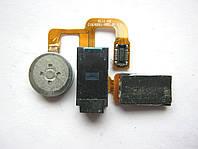 Samsung T989 шлейф слухового динамика, разъема гарнитуры и виброзвонка, фото 1
