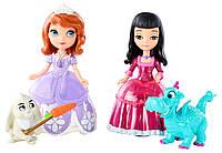 Игровой набор Принцесса София, Вивиан и друзья животные Disney Sofia The First Sofia, Vivian and Animal Friends Giftset