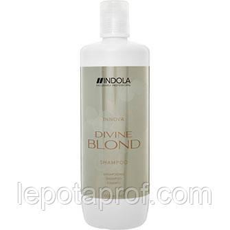 Индола шампунь для светлых волос