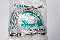 Видео-кабель VGA 3m Толстый