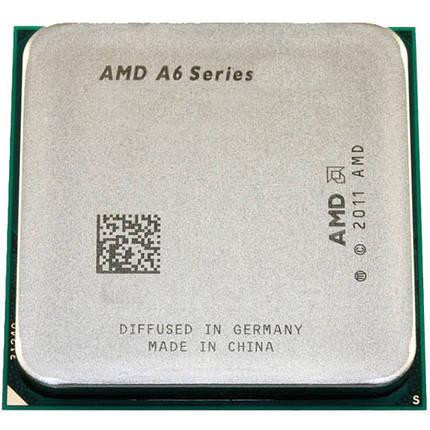 Процессор AMD A6 - 6400 AD640KOKHL BOX 3.9 ГГц / sFM2 / встроенная графика AMD Radeon HD8470D для компьютера, фото 2