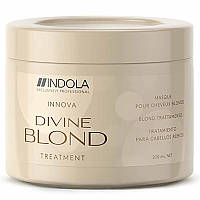 Маска для светлых волос Indola Innova Divine Blond Treatment 200 ml