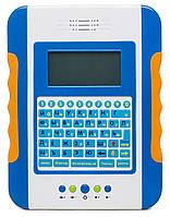 Компьютер детский, планшет детский - русский и английский языки. 35 функций.