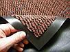 Ковер грязезащитный Стандарт 120х220см. терракотовый, фото 2